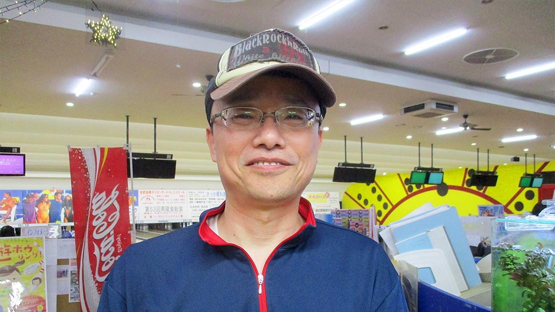 4月度マンスリーチャンピオン - 福原 隆義  選手