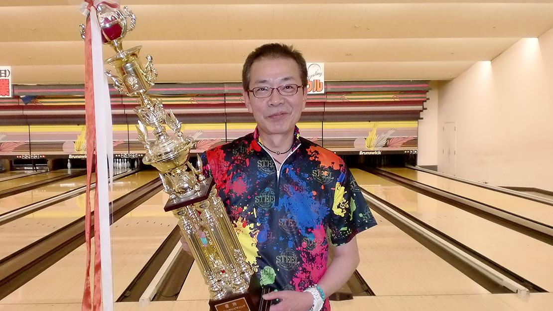 1月度マンスリーチャンピオン - 長澤 幸弘 選手