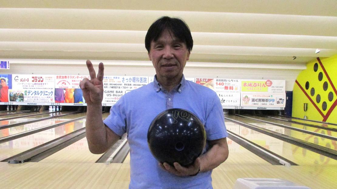 3月度マンスリーチャンピオン - 西﨑 司 選手