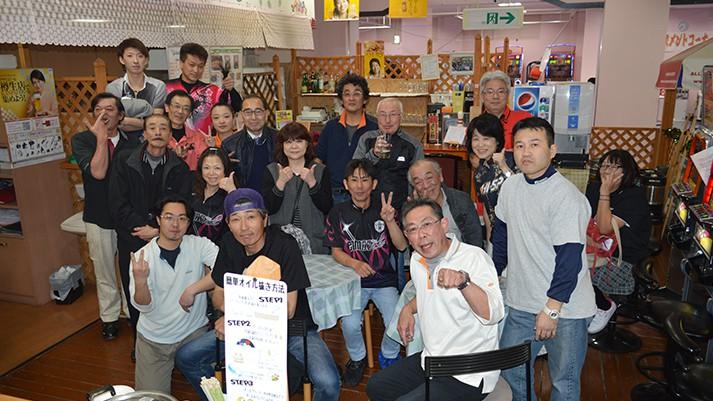 ゆりの木カフェトーナメント