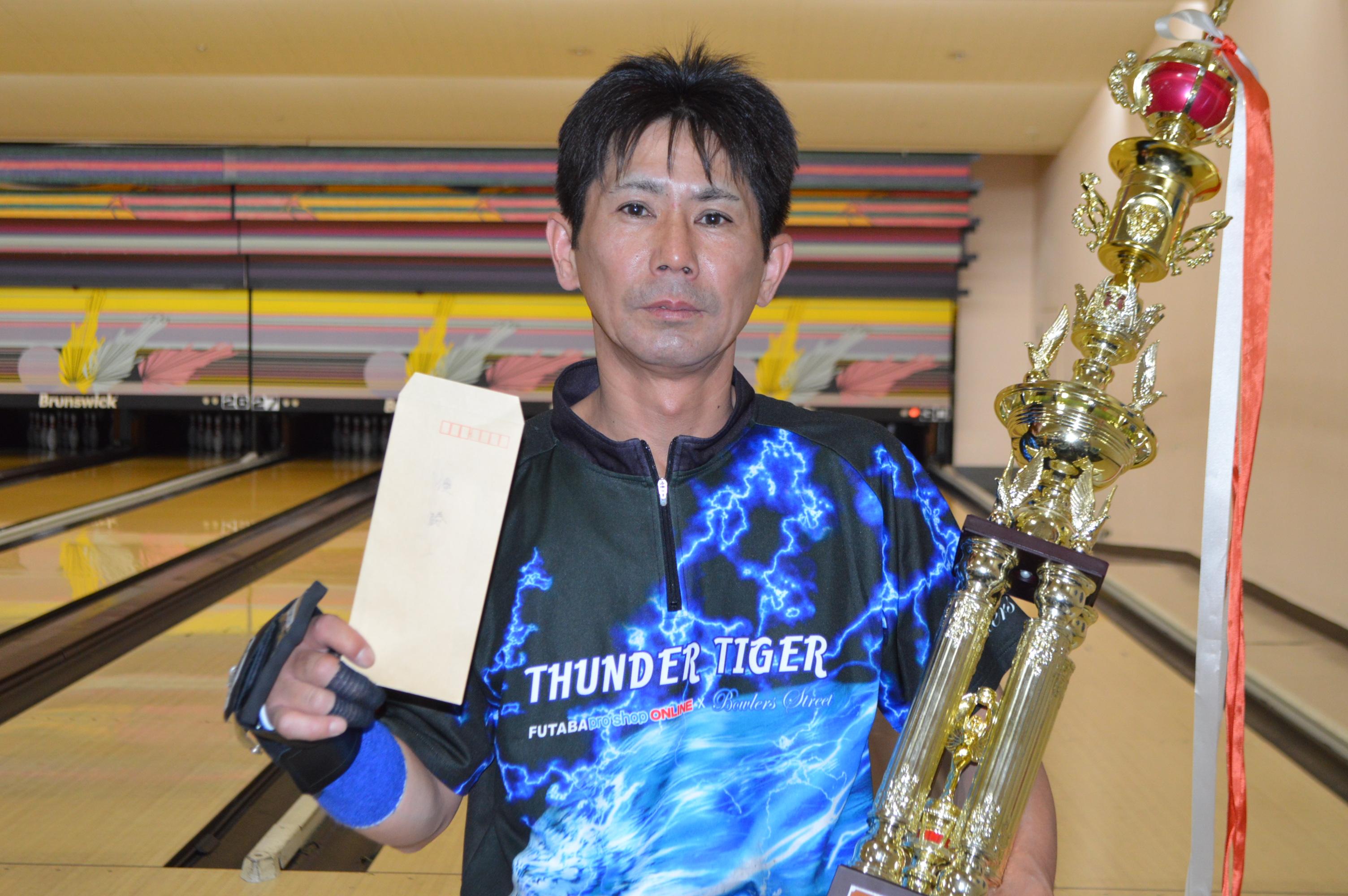 7月度マンスリーチャンピオン - 久慈道 正博選手