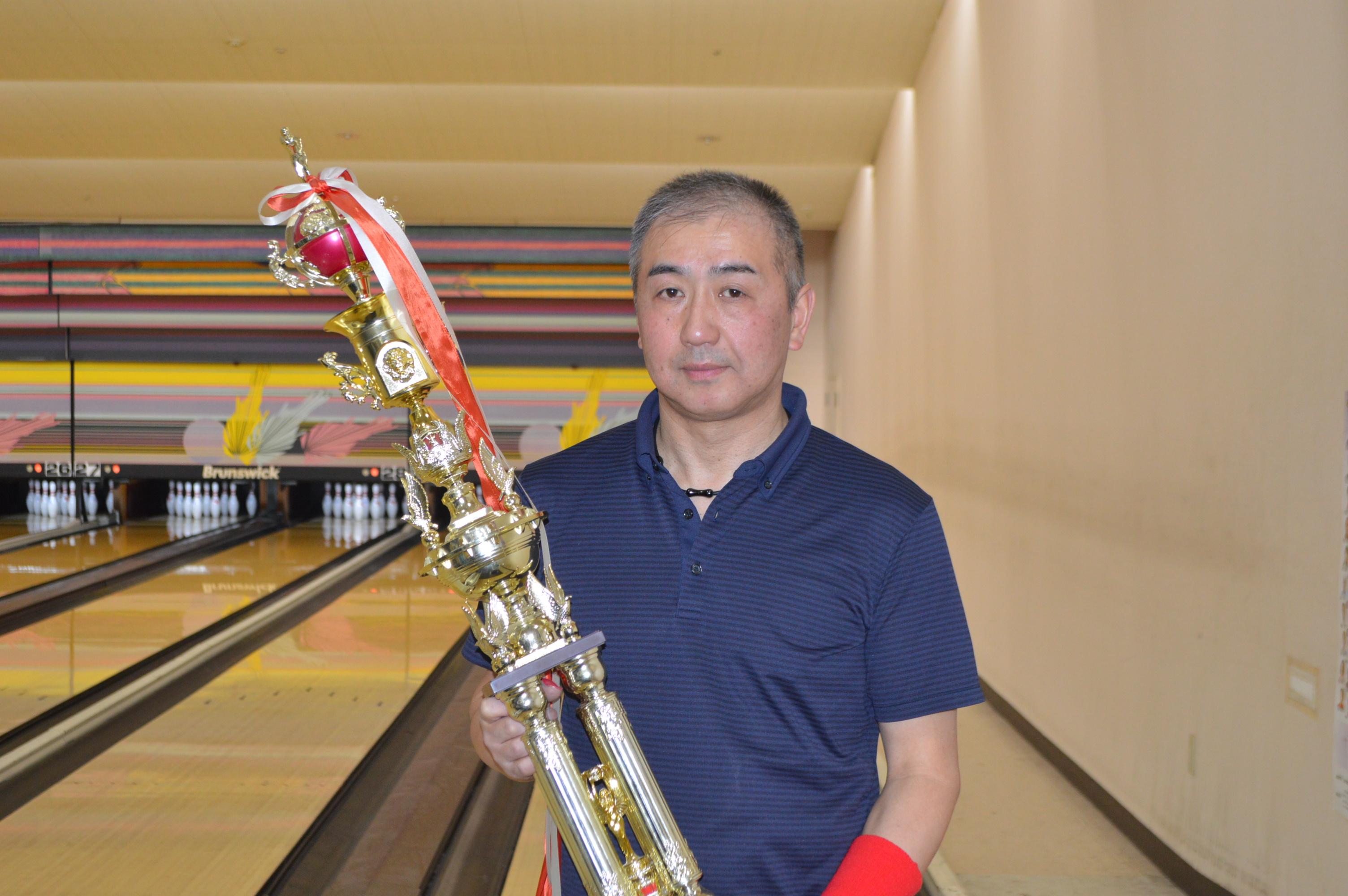 3月度マンスリーチャンピオン - 大久保 雅史選手