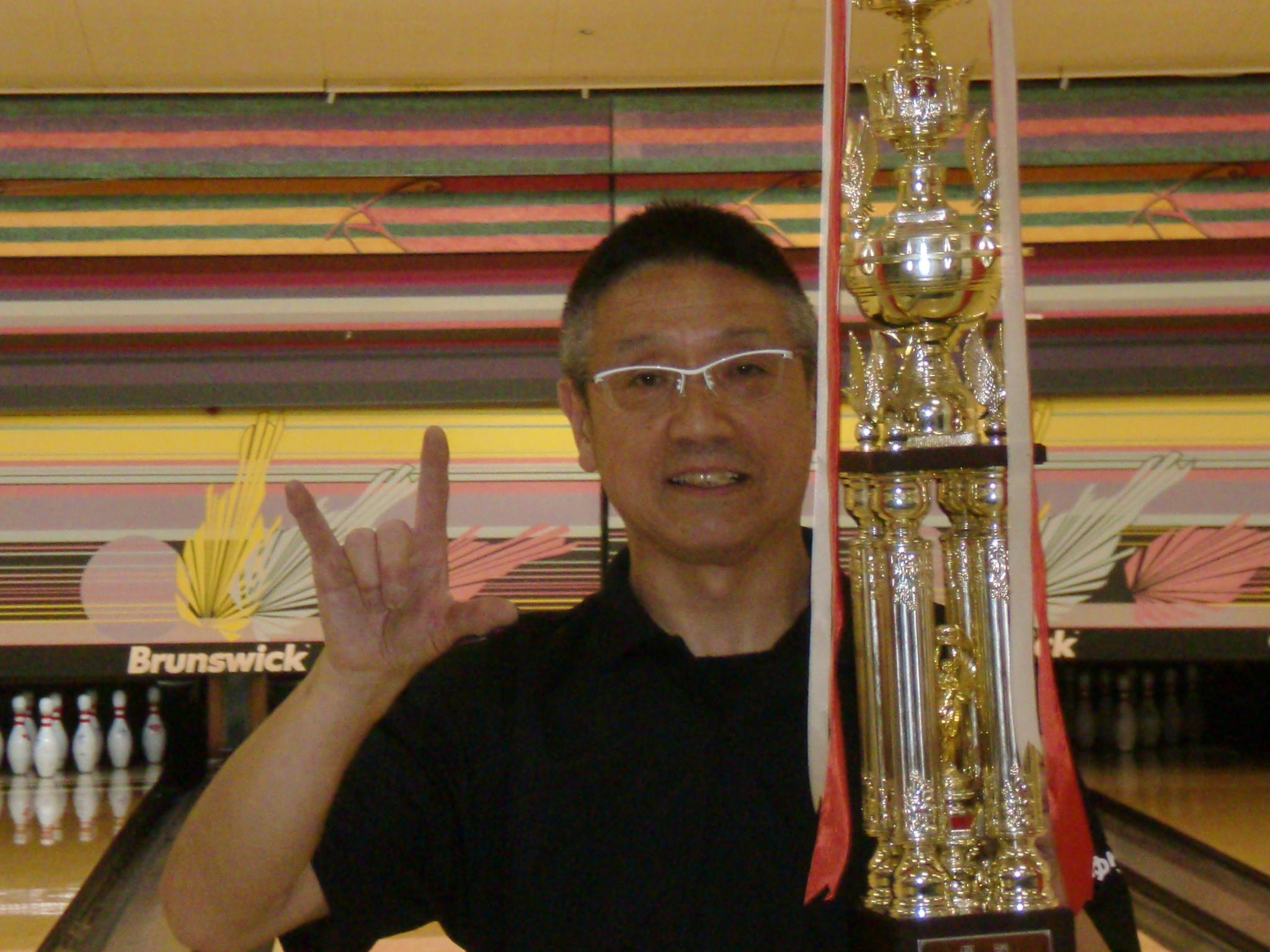 4月度マンスリーチャンピオン - 古 川 英 徳