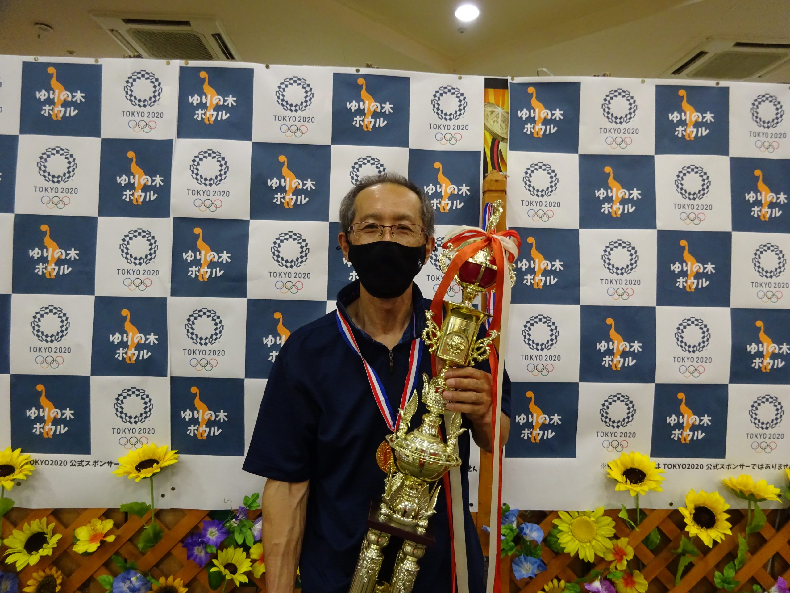7月度マンスリーチャンピオン - 嵯峨 武志選手
